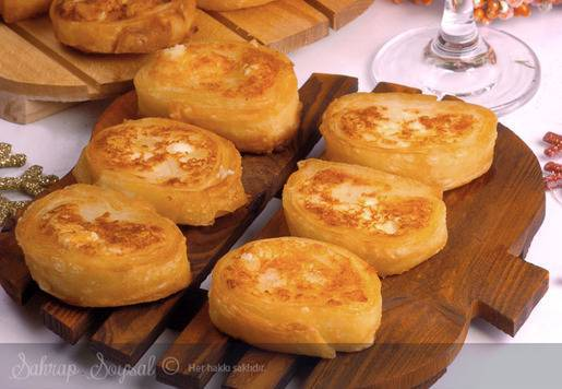 Patatesli Dondu Böreği Tarifi