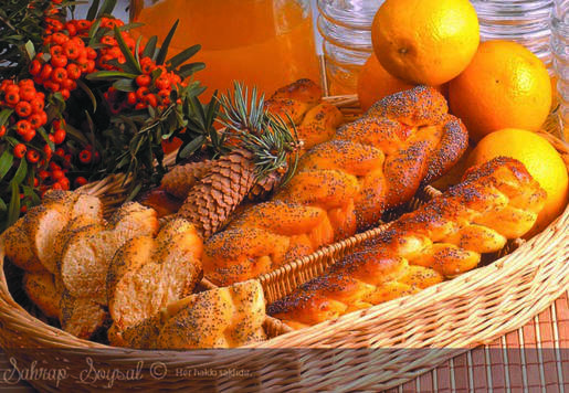 Patatesli Kıbrıs Çöreği Tarifi