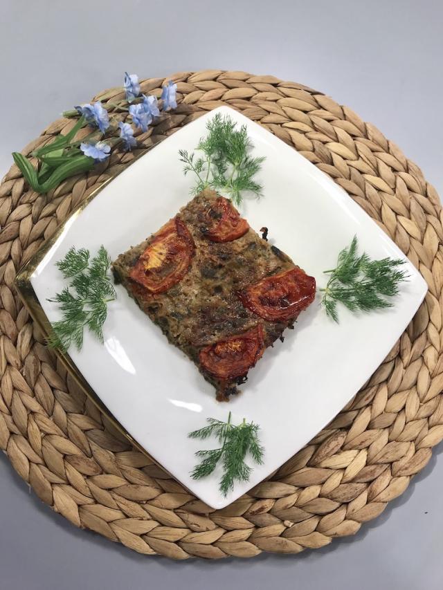 Patatesli Kıymalı Fırın Kebabı Tarifi