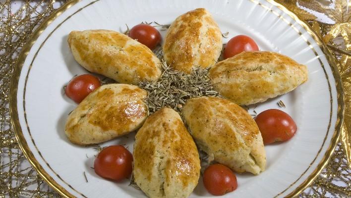 Patatesli Şahmaran Çöreği Tarifi