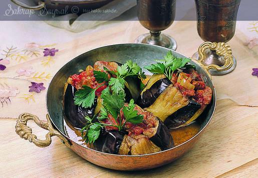 Patlıcanlı Saksı Kebabı Tarifi