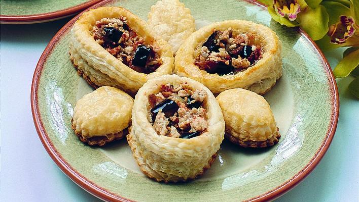 Patlıcanlı Volavan Böreği Tarifi