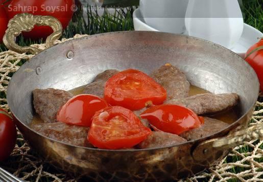 Sahrap\'ın Karbonatlı Köftesi Tarifi