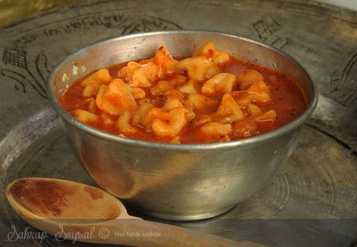 Şiş Börek Çorbası Tarifi