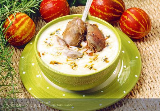Tavuk Ciğerli Çorba Tarifi