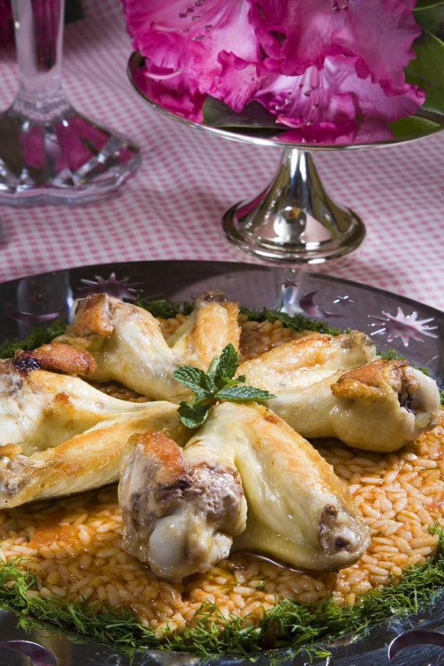 Tavuk Kapama-Rumeli Mutfağı Tarifi