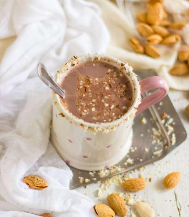 Vegan Sıcak Çikolata Tarifi