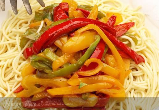 Vejeteryan Çin Yemeği Tarifi