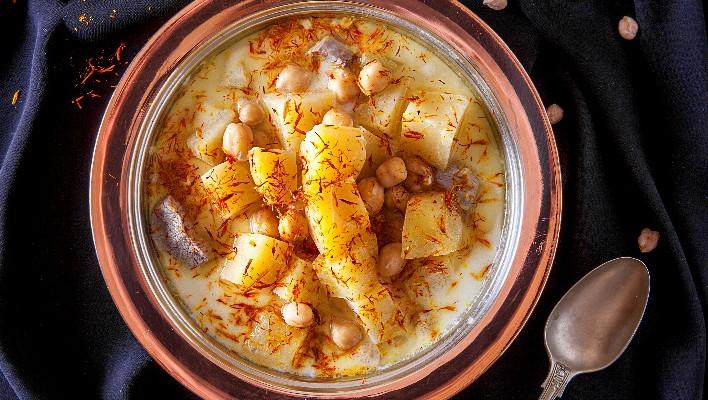 Yoğurtlu Patates Tarifi