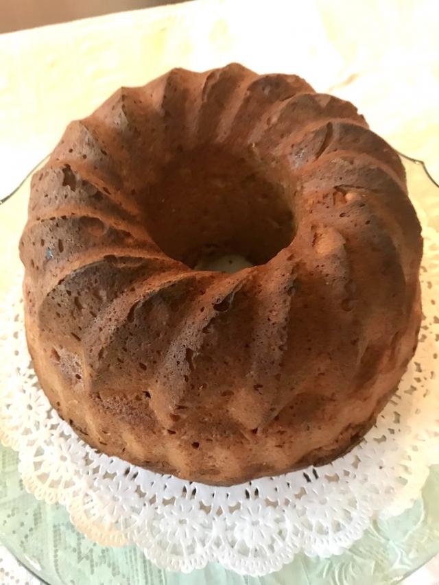 Zeytinyağlı Üzümlü Venedik Keki Tarifi