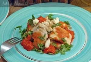 Acılı Balık Salatası Tarifi