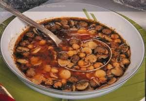 Adana'nın Yüksük Çorbası Tarifi