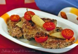 Afyon'un Patlıcan Köftesi Tarifi