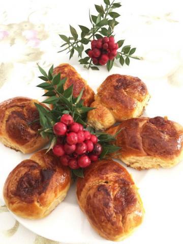 Almanlar'ın Üzümlü Kek Tarifi - Stolen Tarifi