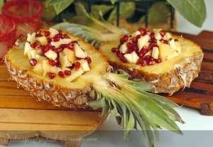 Ananaslı Meyve Salatası Tarifi