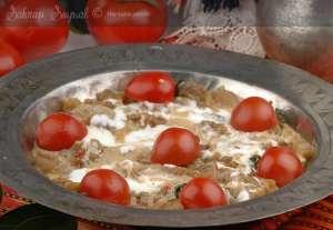 Antep Usulü Patlıcan Salatası Tarifi