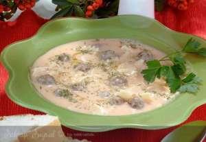 Ayşe'nin Pembe Çorbası Tarifi