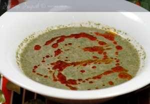 Baharatlı Isırganotu Çorbası Tarifi