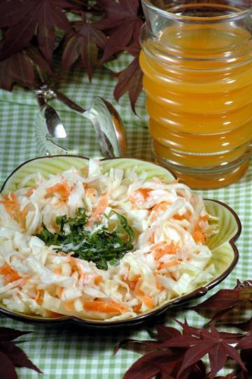 Bal Soslu Lahana Salatası Tarifi