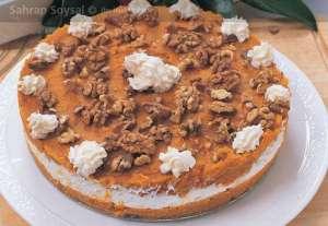 Balkabaklı Eftelya Pastası Tarifi