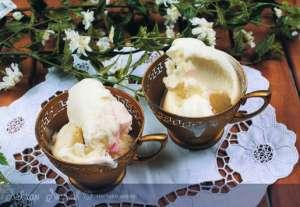 Ballı Meyveli Ev Dondurması Tarifi