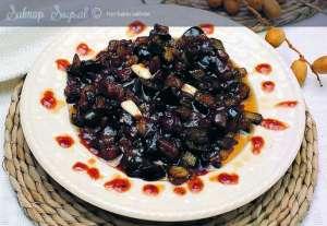 Ballı Soyalı Patlıcan Mezesi Tarifi