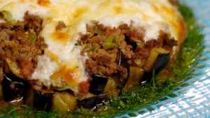 Beşamel Soslu Patlıcan Musakka Tarifi