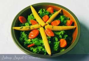 Bezelye Ezme Salatası Tarifi