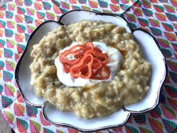 Biberli Patlıcan Ali Nazik Tarifi