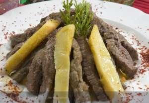 Bodrum'un Çökertme Kebabı Tarifi