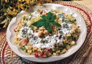 Buğdaylı Ikbal Salatası Tarifi