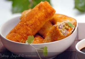 Bulgurlu Çin Böreği Tarifi
