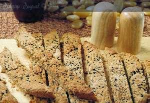 Çavdar Unlu Tepsi Ekmeği Tarifi