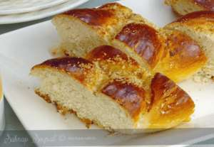 Cevizli Paskalya Çöreği Tarifi