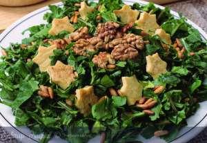 Cevizli Roka Salatası Tarifi