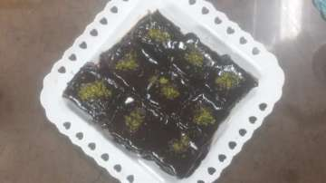 Çikolata Salçalı Brownie