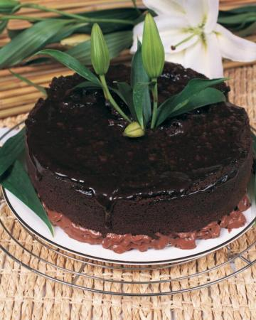 Çikolatalı Asortik Pasta Tarifi