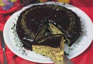 Çikolatalı Ispanaklı Kek Tarifi