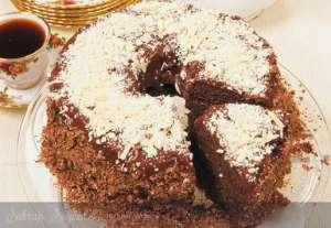 Damla Çikolatalı Sünger Kek Tarifi