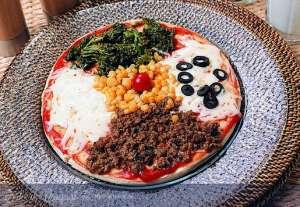 Dört Mevsim Napolyon Pizza Tarifi