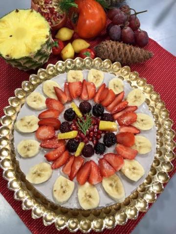 Düşük Kalorili Yılbaşı Pastası-Nazişko Pastası Tarifi