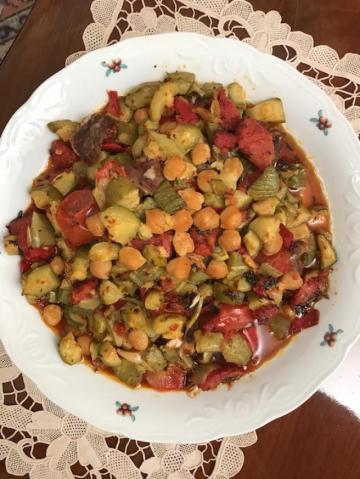 Ekşili Kabak Yemeği Tarifi - Adana
