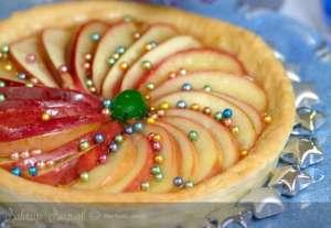 Elmalı Fransız Tartı Tarifi