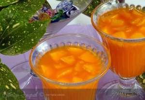 Elmalı Portakal Peltesi Tarifi