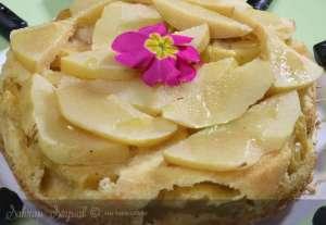 Elmalı Sosyete Keki Tarifi
