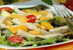 Enginarlı Karşıyaka Salatası Tarifi