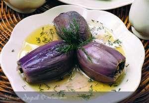 Etli Patlıcan Dolması Tarifi