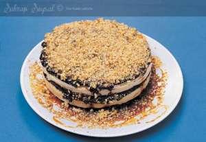 Fındıklı Kağıt Helva Pastası Tarifi