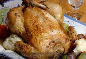 Fırında Garnitürlü Tavuk Tarifi