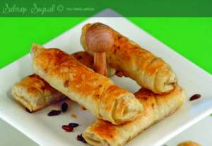 Fıstıklı Köyceğiz Böreği Tarifi